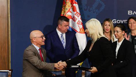 EIB Will Finance the Building of Highway Niš Merdare Priština
