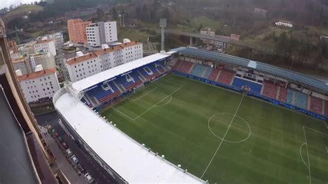 Eibar   FC Barcelona: Ipurua Stadium is ready   YouTube