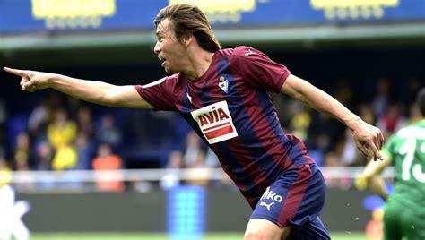 Eibar s Takashi Inui Set to Miss Two La Liga Matches Due ...