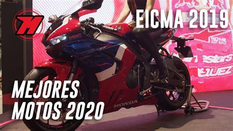 EICMA 2019, las mejores MOTOS 2020. ¡Novedades! BRUTAL ️ ...