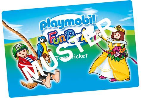 Eintrittscode in den PLAYMOBIL FunPark   80076   PLAYMOBIL ...