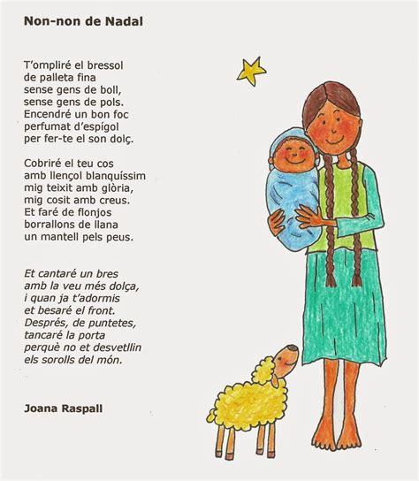 Eixam d amics de la Joana Raspall   Poemes de nadal ...