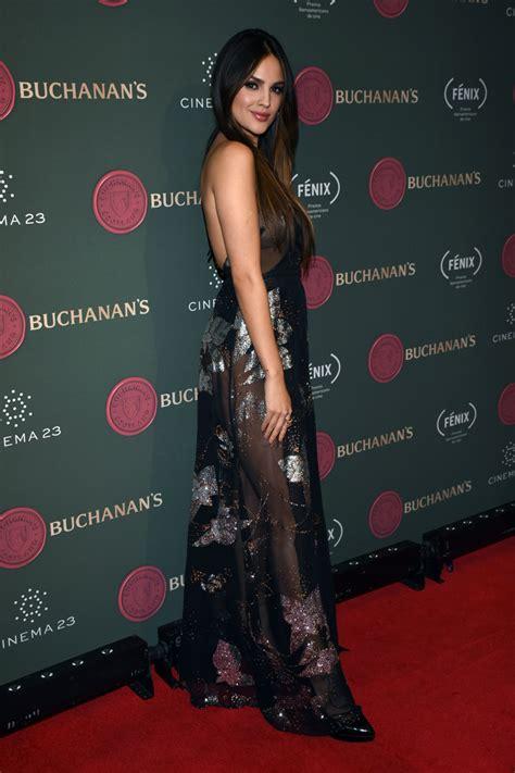 Eiza Gonzalez y su vestido transparente   Musica Cine y ...