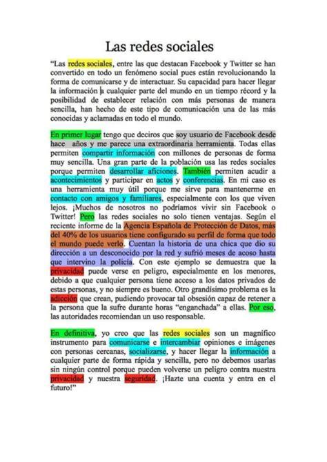 ejemplo de Texto argumentativo