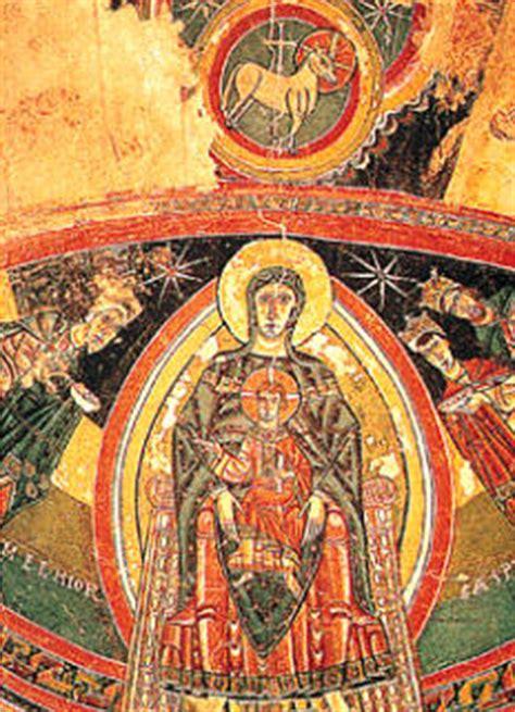 Ejemplo representativo de la pintura románica  año 1123 ...