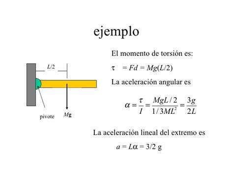 Ejemplos de calculo de momentos de fuerzas