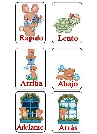 Ejemplos de sinónimos y antónimos, listado de antónimos ...