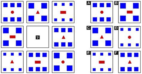 Ejercicio Cerebral: IQ Test   Mide tu Cociente Intelectual ...