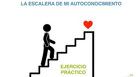 Ejercicio Práctico: La Escalera De Mi Autoconocimiento ...