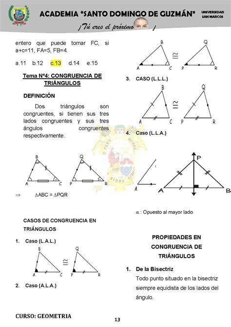 Ejercicios prácticos de geometría  página 2    Monografias.com