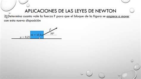 ejercicios primera ley de newton A   YouTube