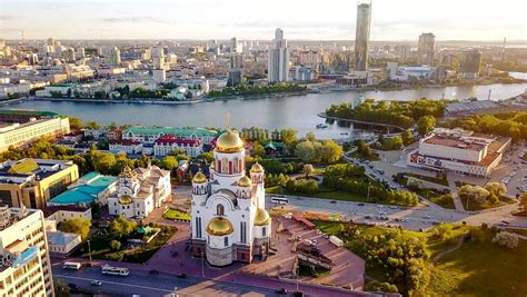 Ekaterimburgo, el ardiente corazón de los Urales   Lonely ...