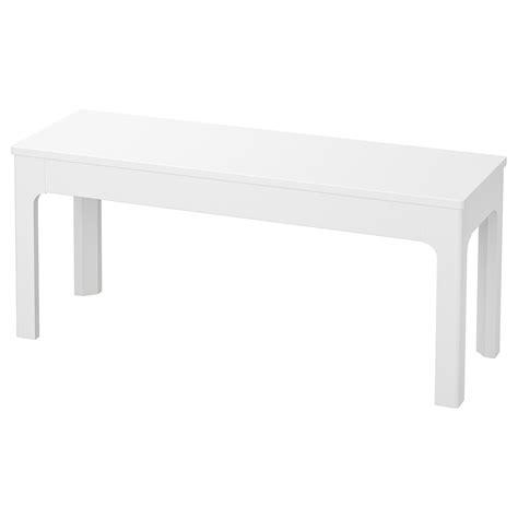 EKEDALEN Banco   blanco   IKEA