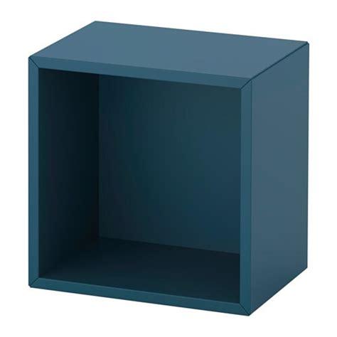 EKET Estantería de cubos   azul oscuro   IKEA