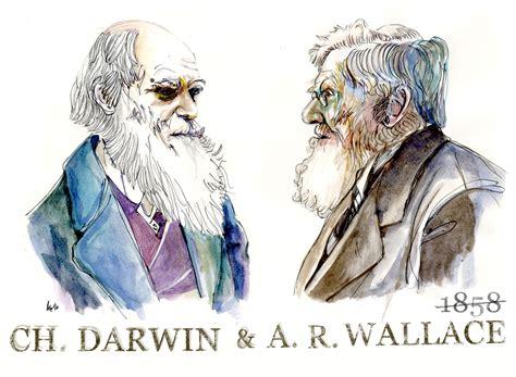 El 1 de julio de 1858 Darwin y Wallace presentan su teoría ...