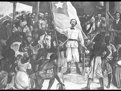 El 10 de octubre de 1868 Carlos Manuel de Céspedes da el ...