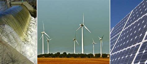 El 20% de la energía de España deberá ser renovable para ...