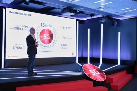 El 5G llega a España con Vodafone sin móviles de Huawei ...