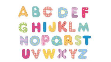 El abecedario en ingles para niños | Canciones Infantiles ...