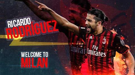 El AC Milan consigue el fichaje del suizo Ricardo ...