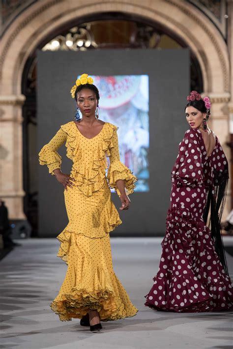 El Ajoli   We Love Flamenco 2018   Sevilla | Ropa de baile ...
