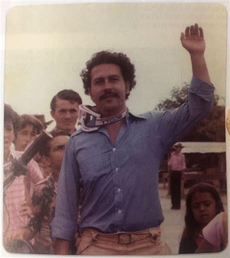 El álbum íntimo de la viuda de Pablo Escobar   Imágenes en ...