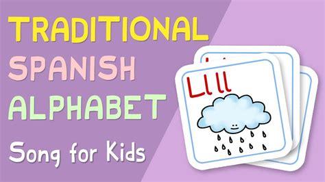 ¡El alfabeto!   Traditional Spanish Alphabet Song   YouTube
