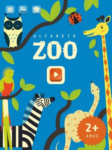El Alfabeto ZOO, una selva interactiva para aprender las ...