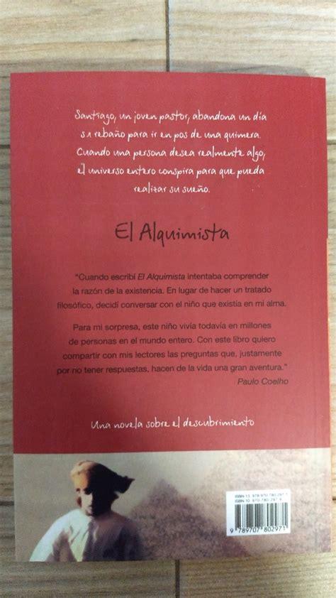 El Alquimista   Paulo Coelho   Libro Físico   Envío Gratis ...