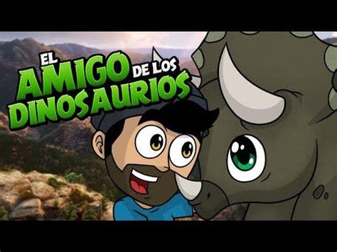 EL AMIGO DE LOS DINOSAURIOS   Mesozoica   YouTube