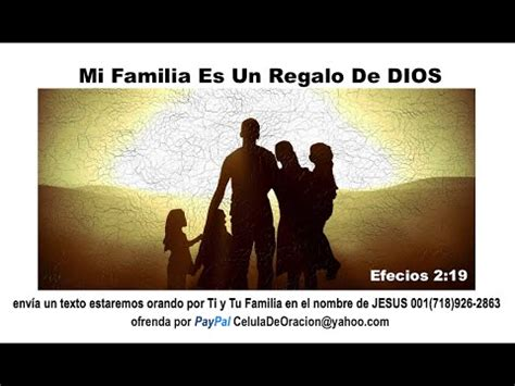 EL AMOR DE DIOS UNE LA FAMILIA   YouTube