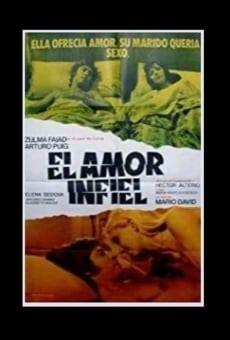 El amor infiel  1974    Film en Français   Cast et Bande ...