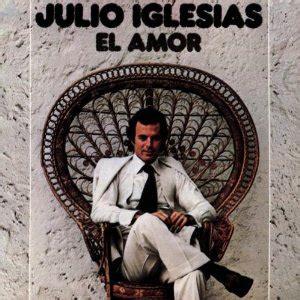 El amor  Julio Iglesias album    Wikipedia