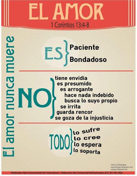 El amor según la Biblia