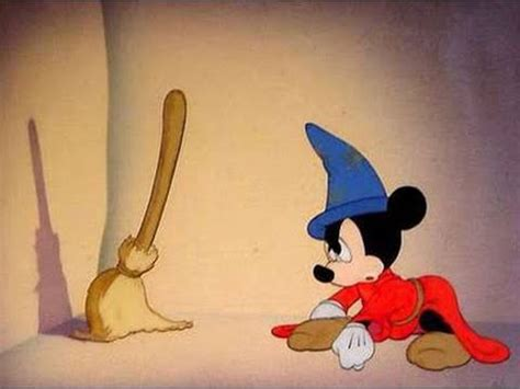 El Aprendiz de Brujo   Homenaje a Fantasia   Walt Disney ...