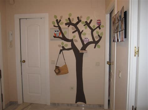 El árbol perchero de Antonio y Pilar terminado : x4duros.com