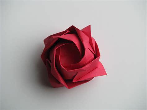El arte del Origami: Rosa de Toshikazu Kawasaki