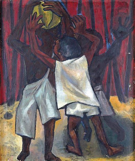 El arte puertorriqueño antes y ahora