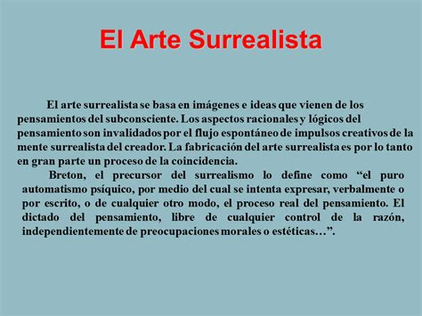 El Arte Surrealista   Monografias.com