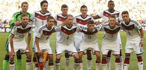 El Aterrador record de la Selección de Alemania   Taringa!