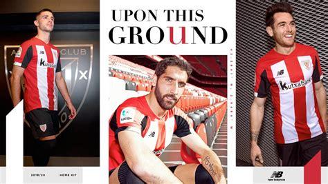 El Athletic hace pública la nueva equipación para la ...