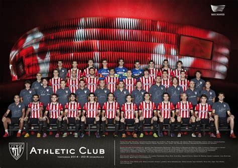 El Athletic presenta el póster oficial 2014/15