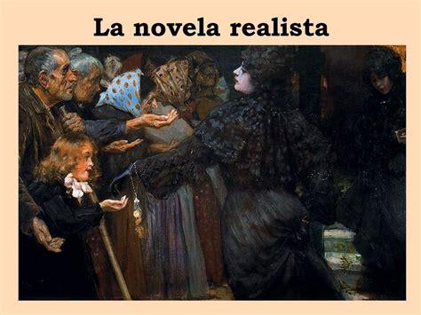 El auge de la novela realista: El auge de la novela realista.