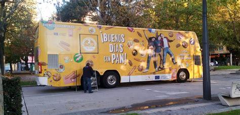El Autobús de la campaña,  Buenos días con Pan  ya está en ...