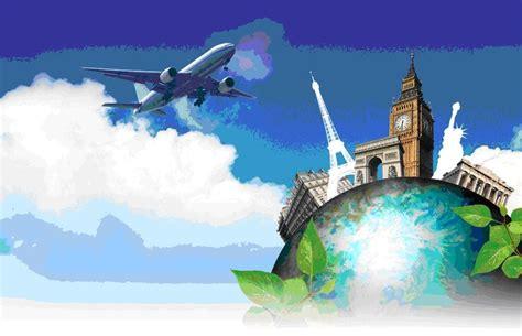 El avión que viaja por el mundo y conocer a diferentes ...