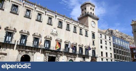 El Ayuntamiento de Alicante abre el lunes la solicitud de ...