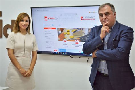 El Ayuntamiento de Elda presenta 'Portalemp', el portal ...