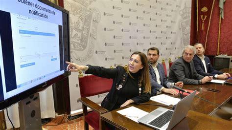 El Ayuntamiento de Granada se adapta a la sede electrónica