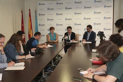 El Ayuntamiento de Leganés colabora con el proyecto ...
