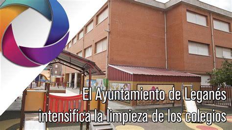 El Ayuntamiento de Leganés intensifica la limpieza de los ...